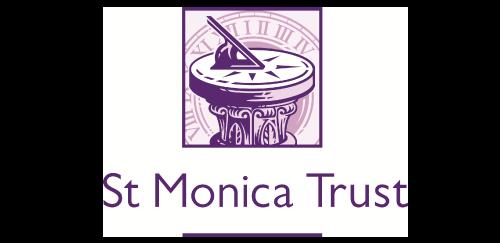 St Monica Trust logo